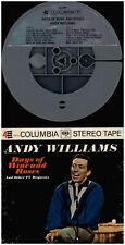 ANDY WILLIAMS Days Of Wine & Roses 1963 COLUMBIA STEREO USED REEL TO REEL TAPE