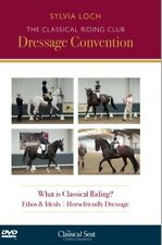 DVD THE CLASSICAL RIDING CLUB DRESSAGE CONVENTION SYLVIA LOCH