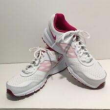 afffff8a63fe5 Nike Air Relentless 4 Women s Running Shoe 684042 102 Size 11 White Pink  Sneaker