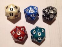 Set of 5 Magic (MTG) Born of the Gods 20 sided Spindown Life Counter Dice