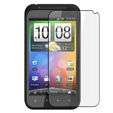 6 Pack Ultra Clear LCD Screen Protector Guard Cover For HTC Droid Incredible 2