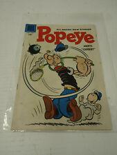 OLD VINTAGE POPEYE THE SAILOR MEETS ORBERT COMIC BOOK