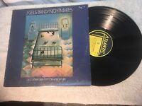 "J Geils Band ""Nightmares.."" Vinyl Record LP - 1974 Very Good"