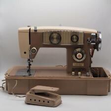 Sewing Machine Aldens 67-8589 made in Japan Vintage