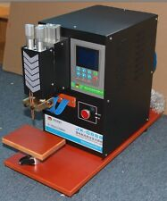 10KVA Microcomputer High Frequency Inverse Pneumatic Battery Spot Welder 220V Y