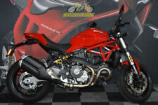 2020 Ducati Monster 821 Red