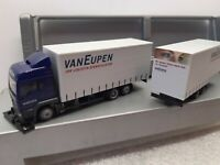 MAN TGA  Van Eupen 45141 Essen – Grupo Sesé. 50014 Zaragoza Spain   Jumbo Tandem