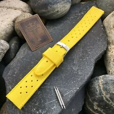18mm Swiss SUB Dive Strap Skindiver nos 1960s Vintage Watch Band nos
