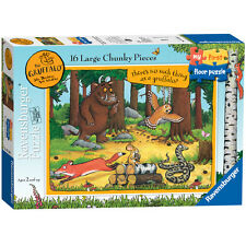 The Gruffalo My First Floor Puzzle 16 Piece Ravensburger Jigsaw