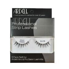 Ardell Strip Lashes Demi Pixies Black 6 Pack Refill Kit 60067 Free shipping