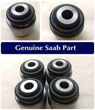 Genuine Saab 9-5 Rear Suspension Arm Bush x 4. Upper and lower New 4567244