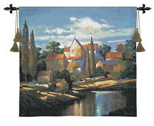 Autumn Memories Large Show Room Tapestry Art Wall Hanging