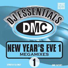 DMC Essential New Year's Eve Vol 1 Megamixes Music DJ CD