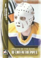 2013-14 ITG Between the Pipes Hockey #127 Mario Lessard GOTG Los Angeles Kings