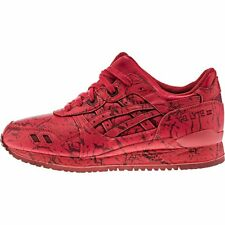 2017 Asics Gel Lyte III 3 Marble Pack SZ 7 Red Red H627L-2323