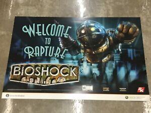 Las Mejores Ofertas En Bioshock Carteles De Videojuegos Ebay