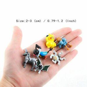 Lot 24 Figurines Pokémon modèle Collection 2-3cm / Sans Double !