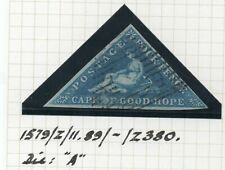 CAPE of GOOD HOPE 4d TRIANGLE FULL MARGINS FINE EXAMPLE