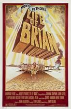 MONTY PYTHON'S LIFE OF BRIAN Movie POSTER 27x40 C Graham Chapman John Cleese