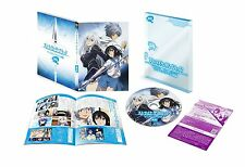 New STRIKE THE BLOOD OVA Vol.1 First Limited Edition Blu-ray Booklet Japan F/S