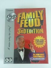 Family Feud Dvd Game 3rd Edition New Factory Sealed Ages 8+ Imagination