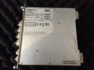 ADVA OPTICAL NETWORKS p/n 1063701400-02 10TCC-PCTN #4GU+10G-LN#DC