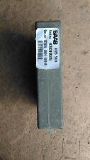 Genuine Saab 9000 parts ECU  THIS CAME OF A WORKING CAR 2L NONE TURBO