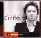 CD (NEU!) SERGE GAINSBOURG Master Serie Vol.2 (Best of / Love on the beat mkmbh