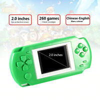 Retro Mini Handheld Video Game Console Gameboy Built-in 268 Classic Games re