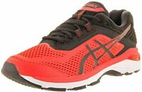 ASICS GT-2000 6 Men's Red Alert/Black Synthetic & Mesh Running Shoes US 11 M