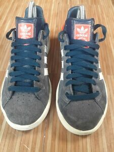 Adidas grand prix Size 6 uk Blue
