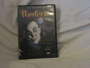 Nosferatu Max Schreck DVD.