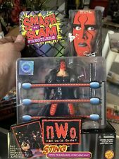 WCW SMASH AND SLAM RED STING NEW