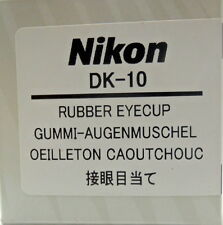 Nikon DK-10 Rubber Eye Cup for D100,F80,F60D
