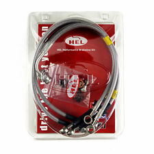 FULL KIT HEL Performance Braided Brake Lines Hoses For TVR S Series