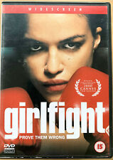 Girlfight Dvd 2000 Women's Girl Fight Boxing Drama Movie w/ Michelle Rodriquez