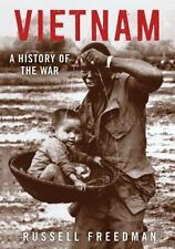 Vietnam: A History of the War (Hardback or Cased Book)