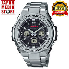 CASIO G-Shock GST-W310D-1AJF G-Steel Atomic Radio Watch JAPAN GST-W310D-1A