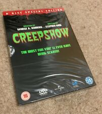 Creepshow (2 Disc Special Edition) [1982] [DVD]. BRAND NEW. SEALED.