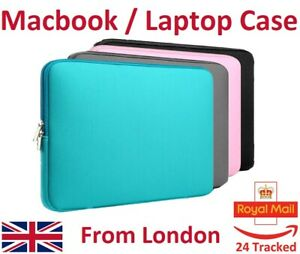 Macbook Case 13 inch Laptop Case 12 Inch Bag Sleeve Cover Air Pro HP Dell Asus