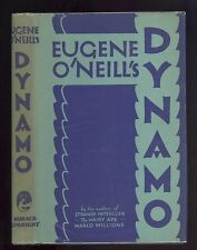 Dynamo. by Eugene O'Neill.N.Y. Horace Liveright, 1929. First Edition in D/J.