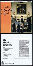 "The Hollies ""In The Hollies style"" Drittes Werk, von 1964! 12 Songs! Neue CD!"