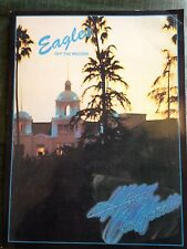 Eagles Hotel California full score partition conducteur