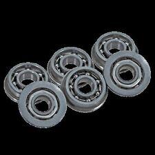 6 Boccole in acciaio 8 mm cuscinettate aperte by FPS