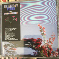 CD Album Friendly Fires - Inflorescent  NEW & Sealed Indie Rock