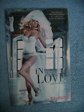 Katalog Prospekt Lingerie Triumph In Love with the Moment 2012