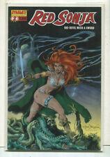 "Red Sonja -  #2 NM ""She-Devil With A Sword"" Cover B  Dynamite Comics CBX1J"