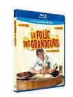 BLU RAY + DVD LA FOLIE DES GRANDEURS LOUIS DE FUNES MONTANT OURY comme neuf !