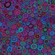tissu patchwork kaffe fassett paper weight violet 45x55cm