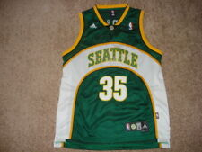 Vtg Adidas Swingman Seattle SUperSonIcs SoNiCs KevIn DuRanT JersEy RARE SIZE M